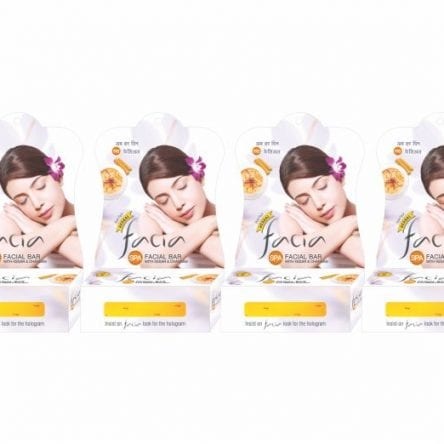 Facia Facial Bar 25g – (Pack of 4)