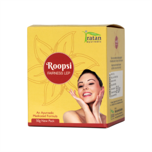 Roopsi Ayurvedic Fairness Lep