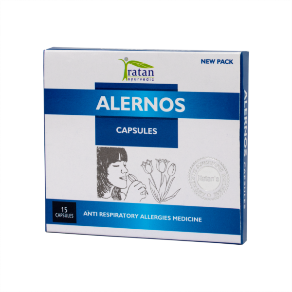 Alernos Anti Allergic Ayurveda Medicine